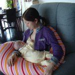 dojenje na pocetku male bebe